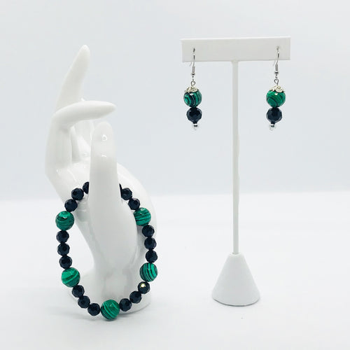 Earring and Bracelet Set - SET140