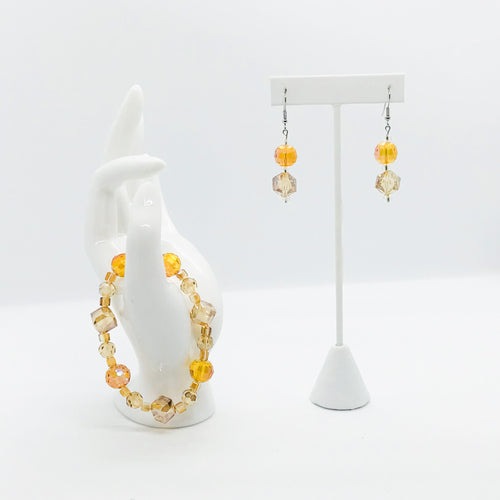 Earring and Bracelet Set - SET149