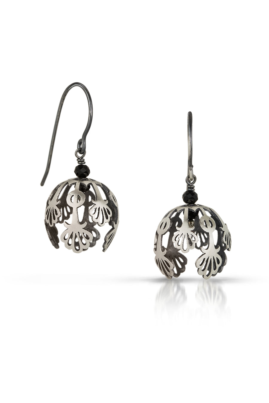 pod drop earrings - small
