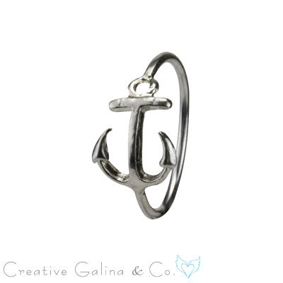 Anchor CG Treasures Ring