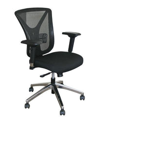 Chair - Marvel Executive Mesh Chair With Chrome Base