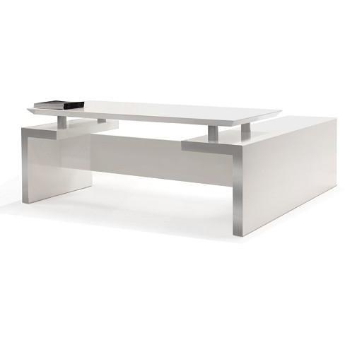 Desk - Monaco Executive L-Shaped Desk From Sharelle