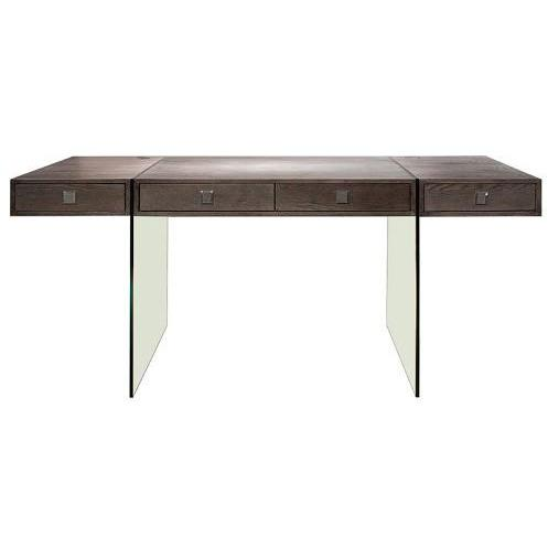 Desk - The Otis Desk In Washed Grey From Sharelle