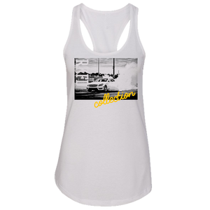 RKFD Smoking Benz Racerback Tank
