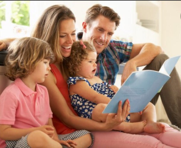 7 Benefits of Reading Aloud to Your Kids