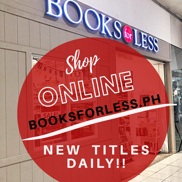 Books for Less is now Online!