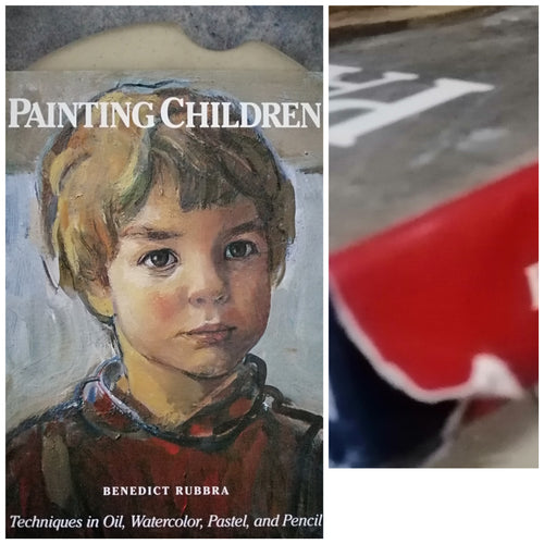 Painting Children by: Benedict Rubbra