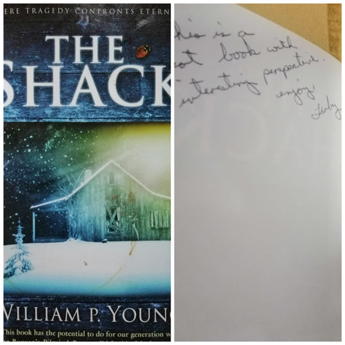 The Shack by: William P.Young