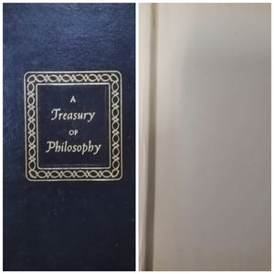 A treasury of Philosophy