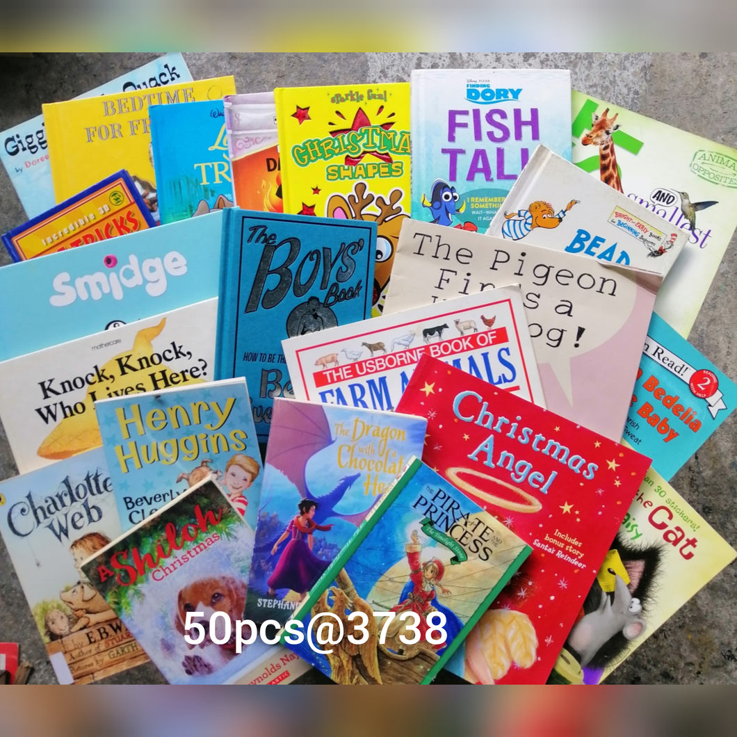 Children's Book Bundle(16)