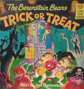Trick or treat by stan and jan berestain