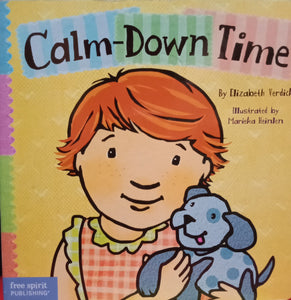 Calm down time by elizabeth verdick