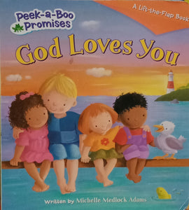 God loves you by michele medlock adams