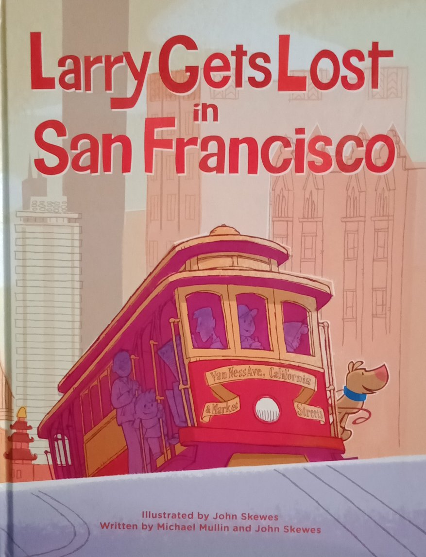 Larry gets lost in san francisco bye skewes