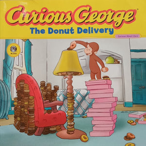 Curious george the donut deliver