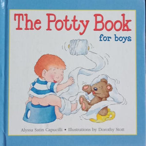 The potty book for boys by dorothy stott