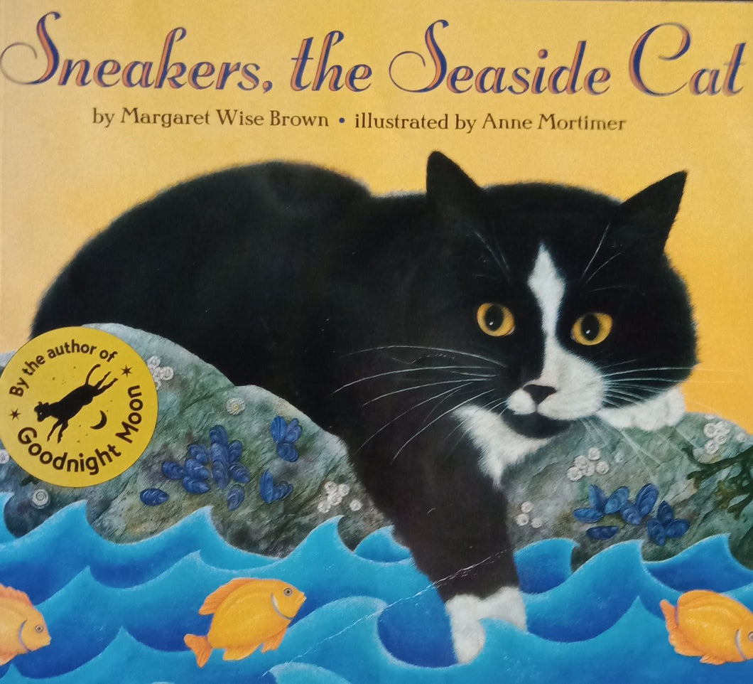 Sneakers the sea side cut by margaret wise brown