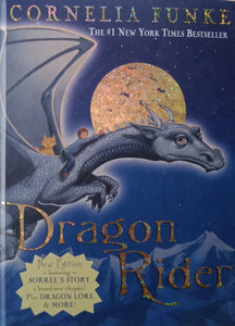 Dragon rider by cornelia funker