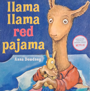 Llama llama red pajamas by anna dewdney