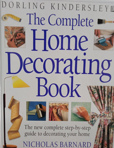The complete decorating book By Nicholas Barband