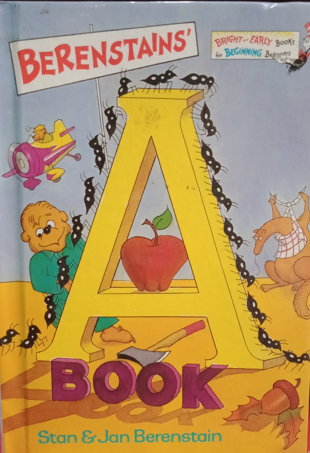 The A Book By Stan & Jan berenstain