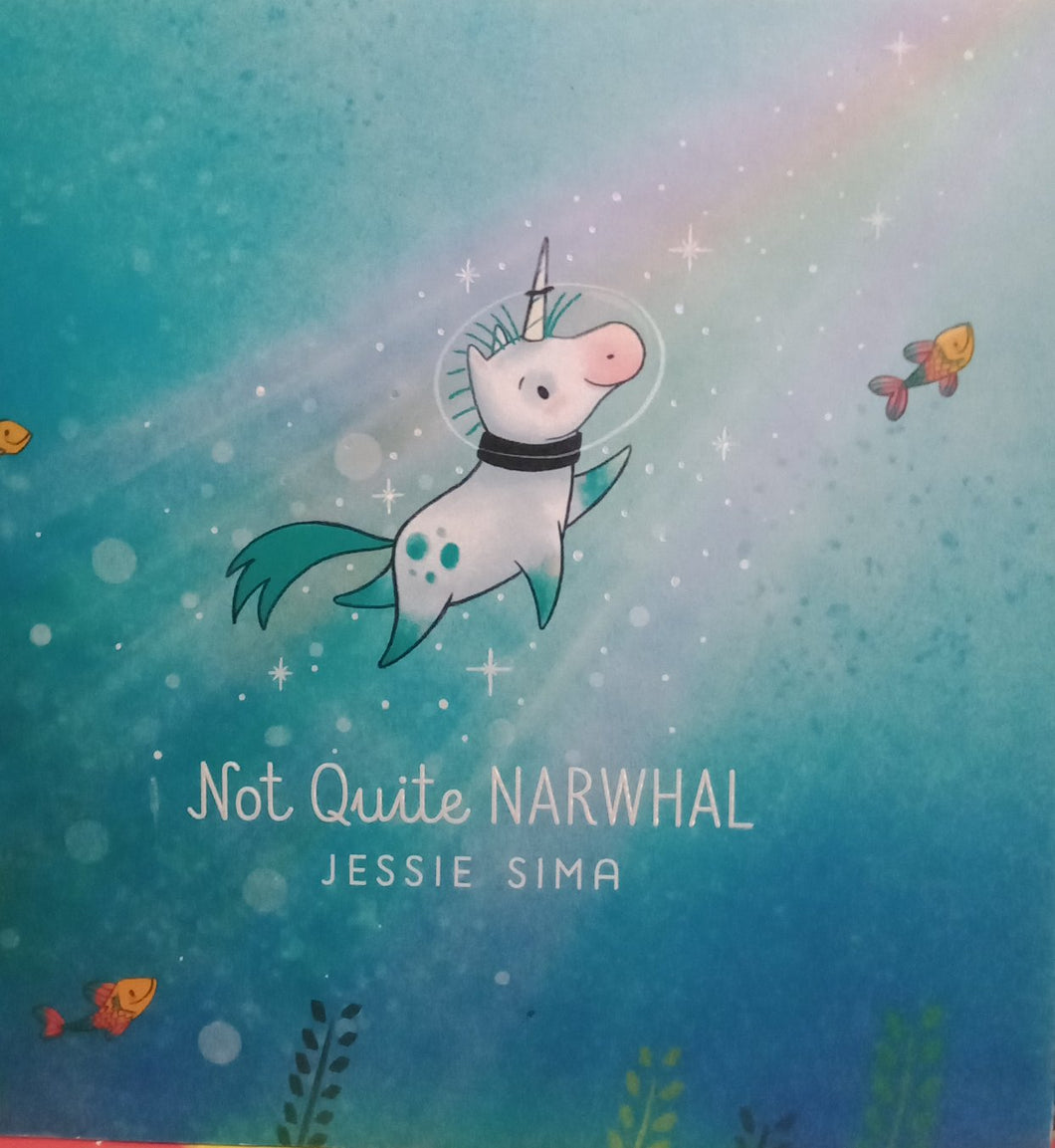 Not quiet narwhal by jessa sima