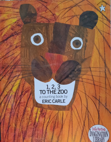 1,2,3 to the zoo: a counting book by eric carle