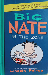 Big nate In the zone By Lilcoln Peirce
