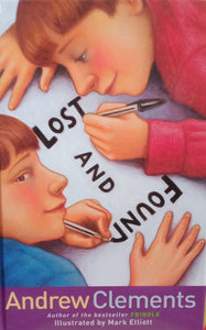 Lost and fund By Andrew Clements