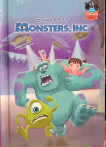 Disney pixar Monsters, Inc.