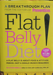 Flat belly diet By Liz Vaccariello