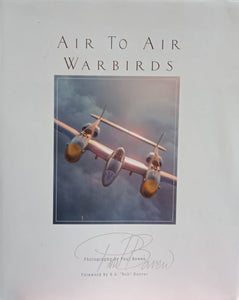 "Air to air warbirds By R.A. ""Bob"" Hoover"