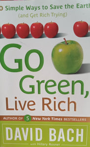 Go green live rich by David Bach