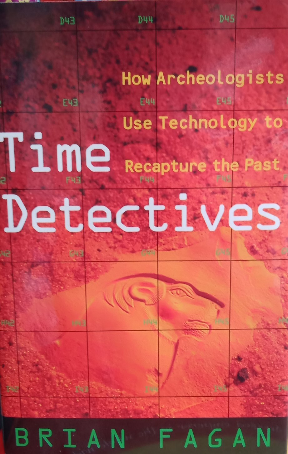Time Detective By Brian Fagan