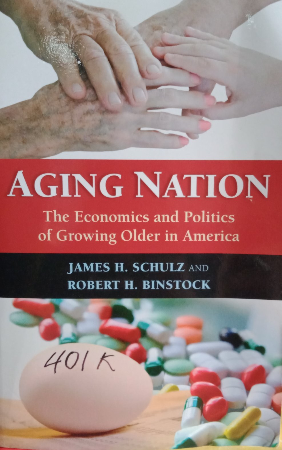 Aging Nation By James H. Schulz