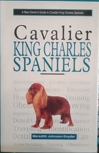 Cavalier King Charles Spaniels By Meredith Johnson