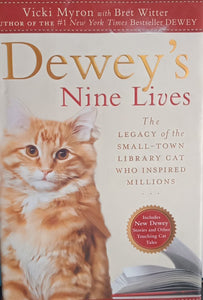 Dewey's Nine Lives By Vicki Myron