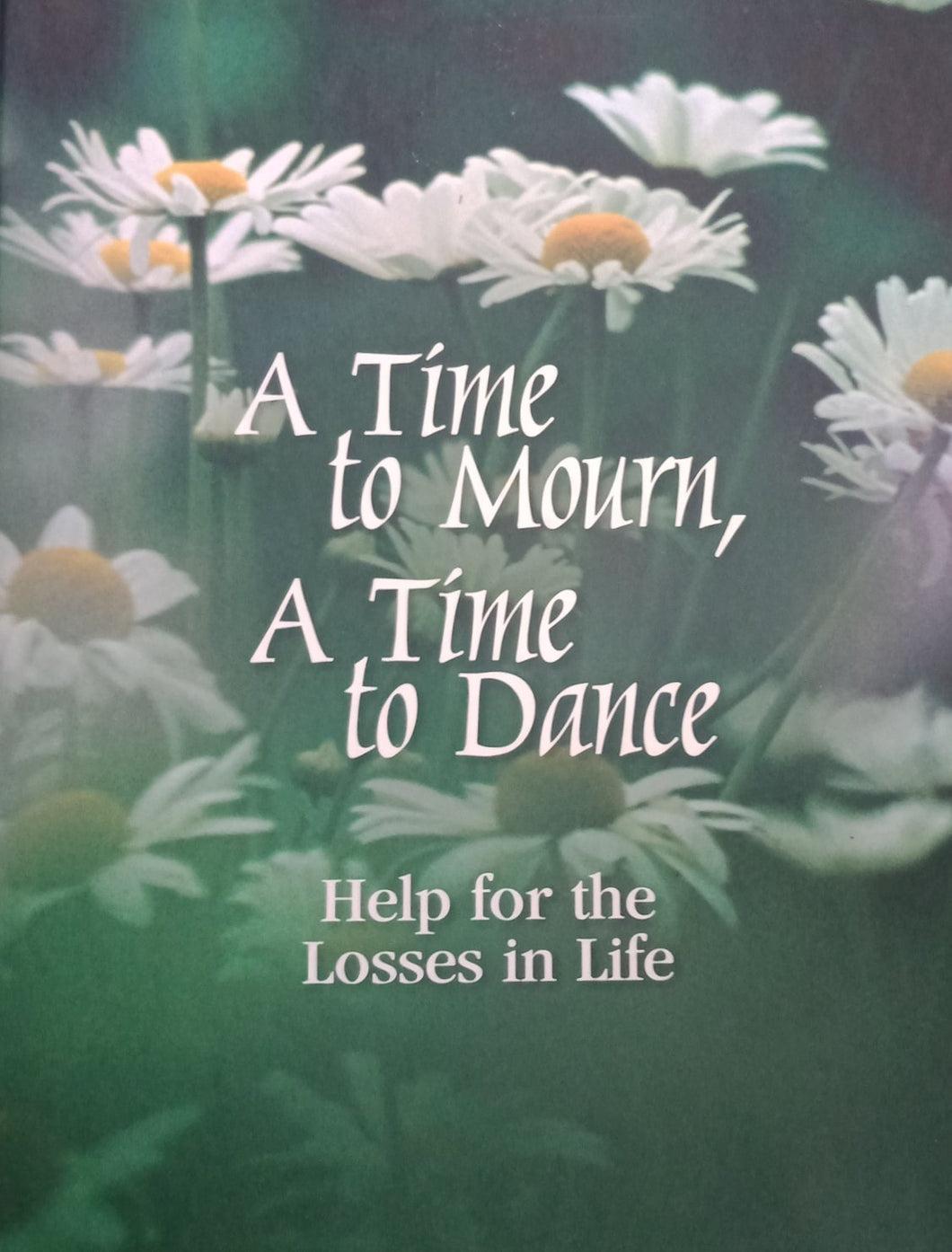 A time to mourn a time to dance