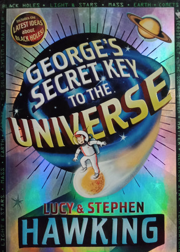 Geoges secret key to the universe by lucy hawkins