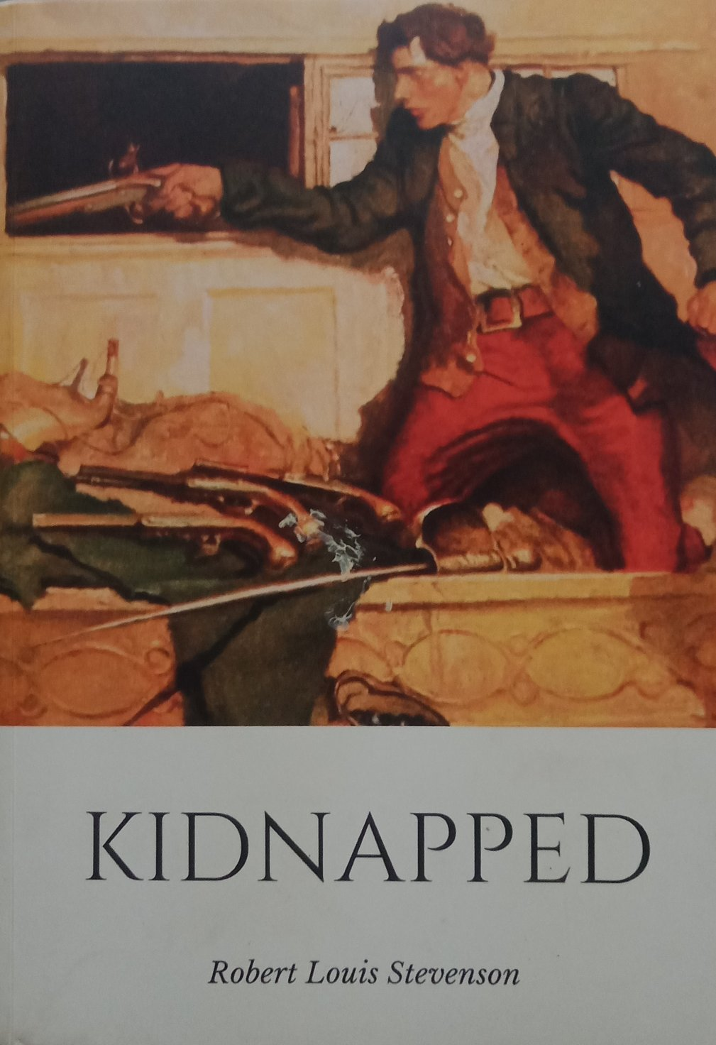 Kidnapped by Robert Louis