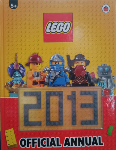 The Official Lego Annual 2013
