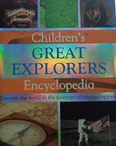 Childrens Great Explorers Encyclopedia