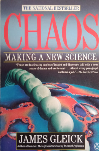 Chaos Making A New Science by James Gleick