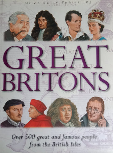 Great Briton by Miles Kelly