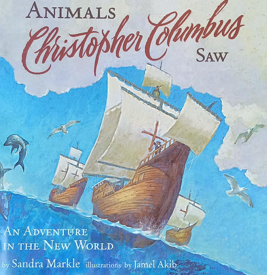 Animal Christopher Colombus Saw