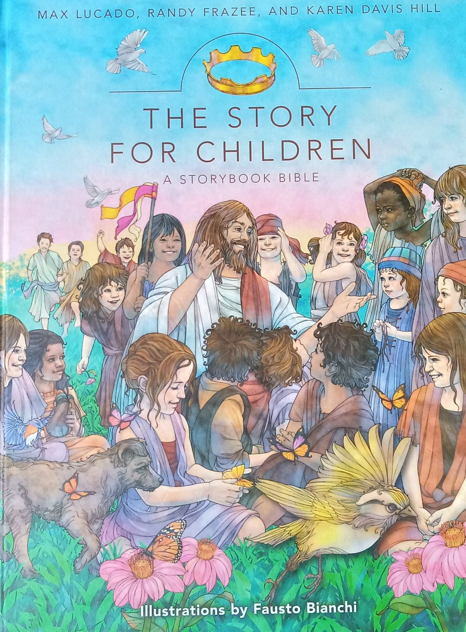 The Story For Children by Fausto Bianchi