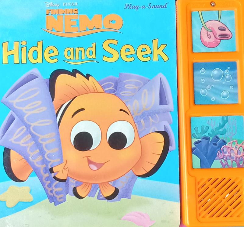 Hide And Seek Nemo