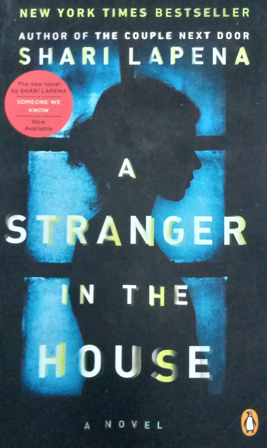 A Stranger in House by Shari Lapena