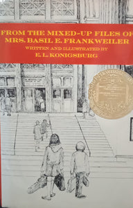 From The Mixed Up Files Of Mrs. Basil E. Frankweiler By E.L Konigsburg