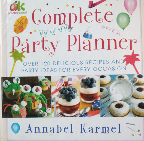 Complete party plan by snnabel karma